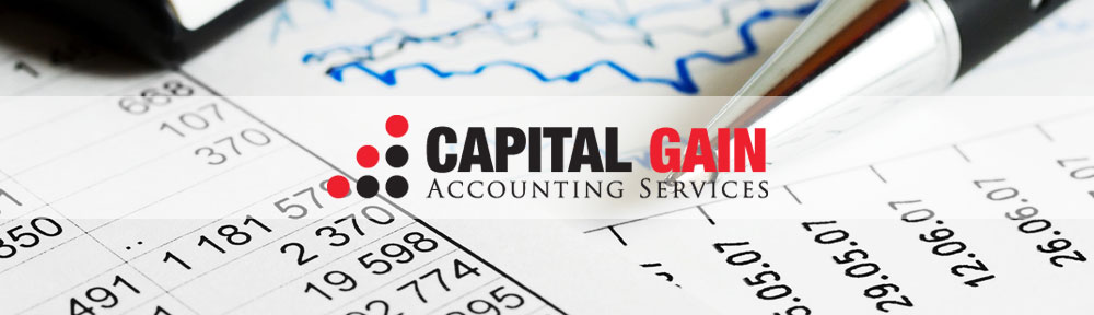 Capital Gain Accounting
